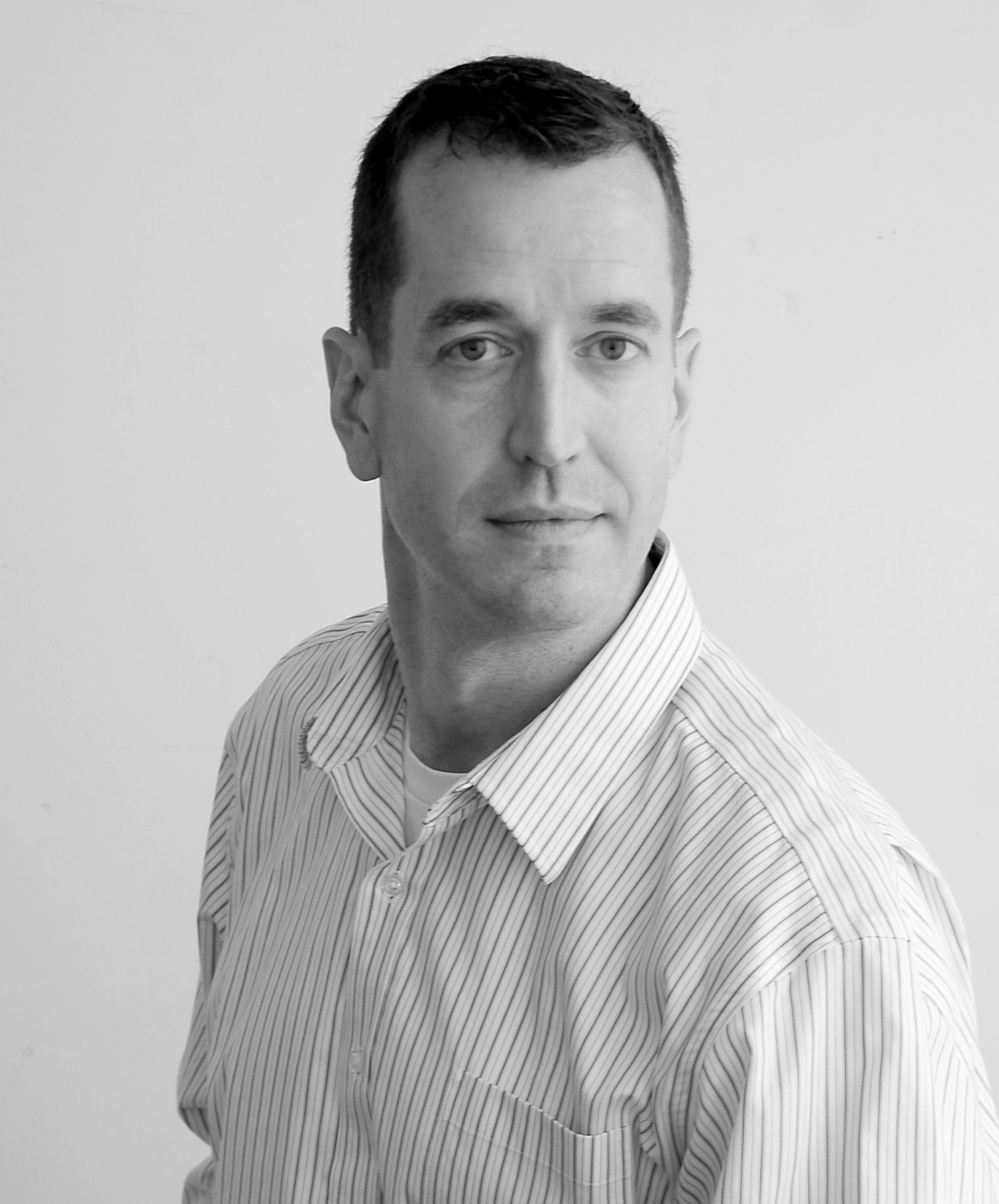 David McCaleb Profile Picture BW