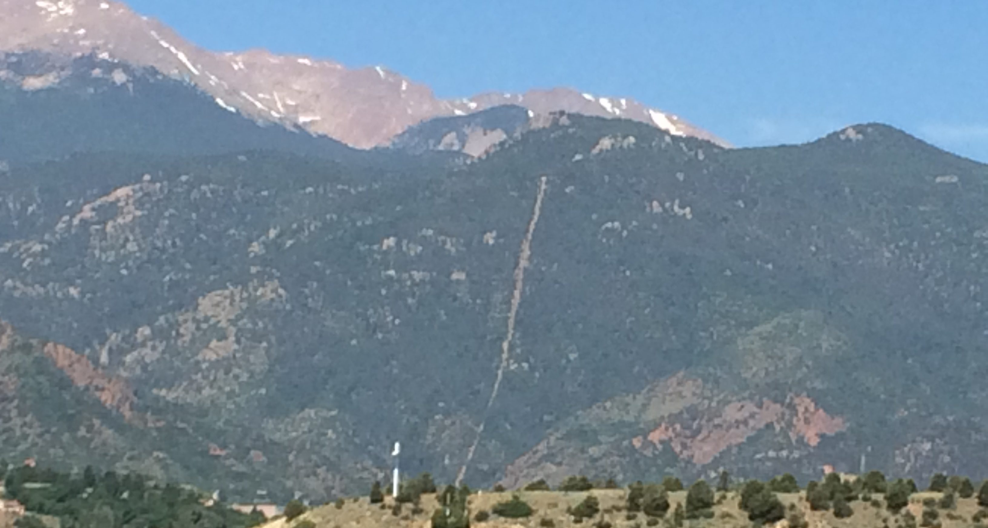 Manitou Incline: An Exercise in Argyle